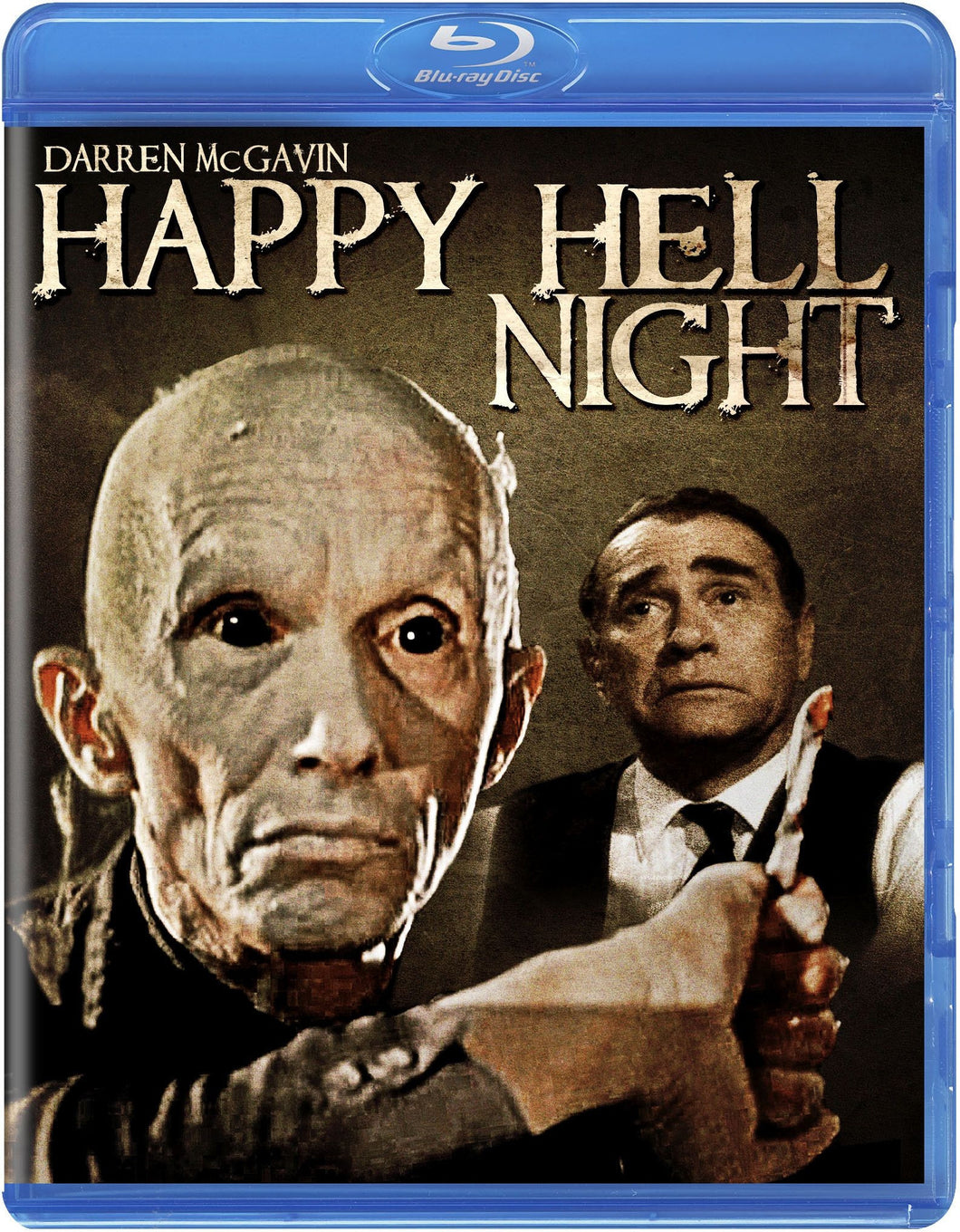 Happy Hell Night (Blu-ray): Ronin Flix