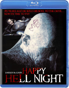 Happy Hell Night (Blu-ray): Ronin Flix - Reversible Cover