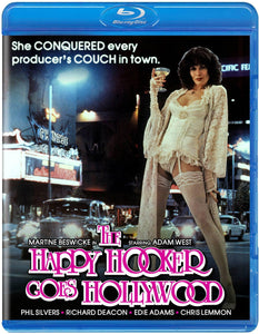 The Happy Hooker Goes Hollywood (Blu-ray): Ronin Flix