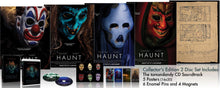 Load image into Gallery viewer, Haunt Collector's Edition Blu-ray (2 Disc Set): Ronin Flix - Beauty Shot