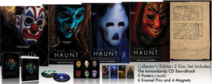 Haunt Collector's Edition Blu-ray (2 Disc Set): Ronin Flix - Beauty Shot
