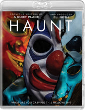 Load image into Gallery viewer, Haunt (Blu-ray): Ronin Flix