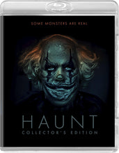 Load image into Gallery viewer, Haunt Collector's Edition Blu-ray (2 Disc Set): Ronin Flix