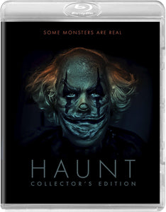 Haunt Collector's Edition Blu-ray (2 Disc Set): Ronin Flix