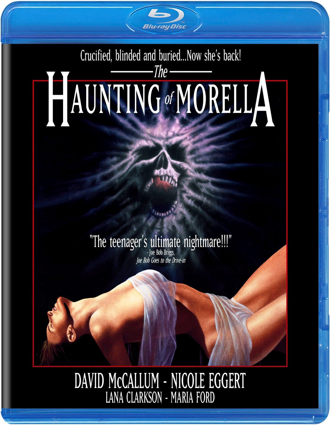 The Haunting of Morella (Blu-ray): Ronin Flix