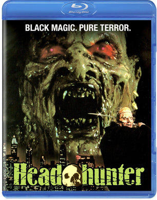Headhunter (Blu-ray): Ronin Flix