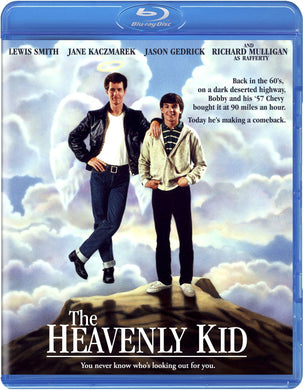 The Heavenly Kid (Blu-ray): Ronin Flix
