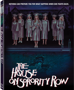 The House on Sorority Row (Blu-ray): Ronin Flix - Slipcover