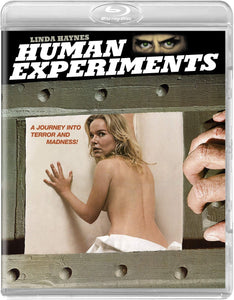 Human Experiments (Blu-ray): Ronin Flix - Reversible Cover