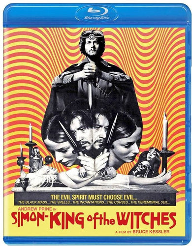 Simon King of the Witches (Blu-ray): Ronin Flix