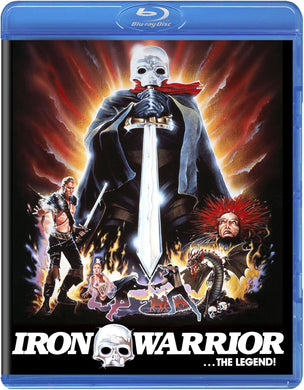Iron Warrior (Blu-ray): Ronin Flix l Curated Blu-ray Fan Store