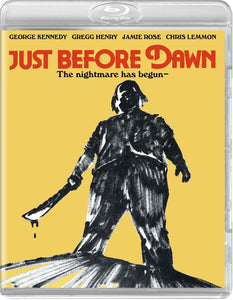 Just Before Dawn (Blu-ray): Ronin Flix - Slipcover