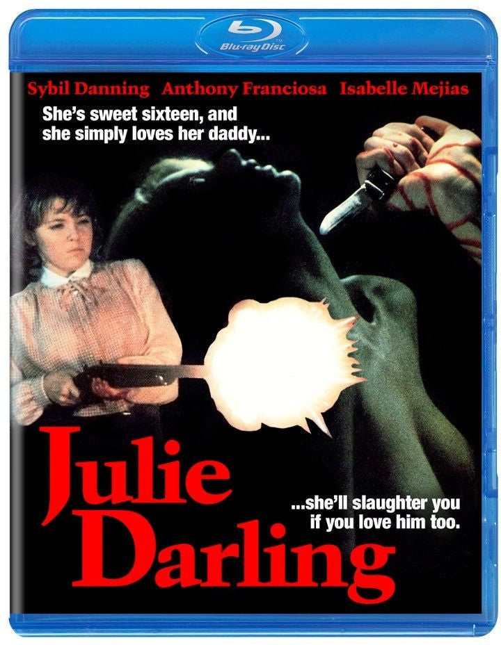 Julie Darling (Blu-ray): Ronin Flix