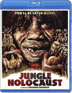 Jungle Holocaust (Blu-ray): Ronin Flix