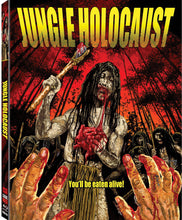Load image into Gallery viewer, Jungle Holocaust (Blu-ray): Ronin Flix - Slipcover
