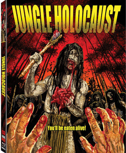 Jungle Holocaust (Blu-ray): Ronin Flix - Slipcover