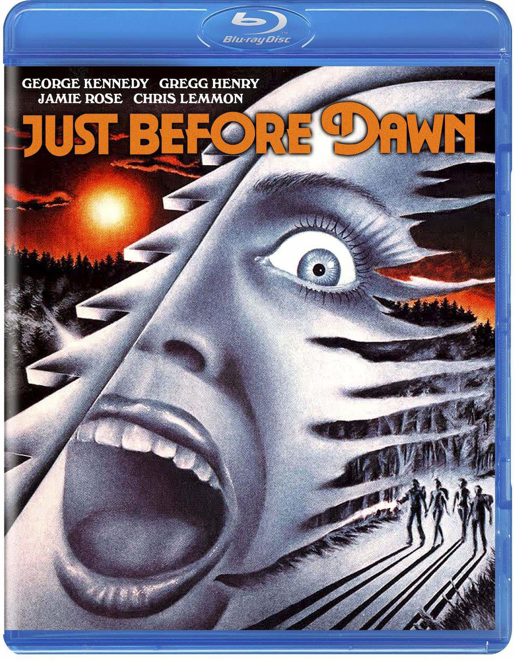 Just Before Dawn (Blu-ray): Ronin Flix