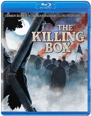 The Killing Box (Blu-ray): Ronin Flix