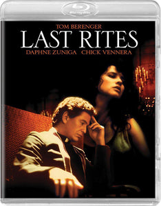 Last Rites (Blu-ray): Ronin Flix - Reversible Cover