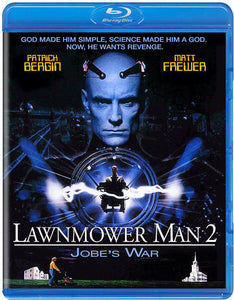 Lawnmower Man 2: Jobe's War (Blu-ray): Ronin Flix