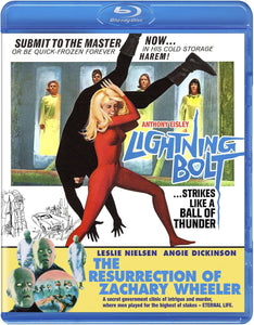 Lightning Bolt / The Resurrection of Zachary Wheeler (Blu-ray): Ronin Flix