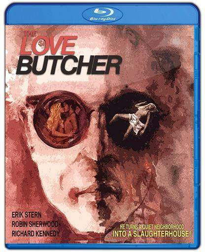 The Love Butcher (Blu-ray): Ronin Flix