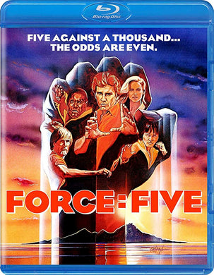 Force: Five (Blu-ray): Ronin Flix