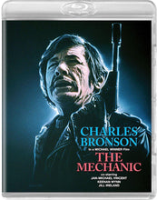 Load image into Gallery viewer, The Mechanic (Blu-ray): Ronin Flix - Reversible Cover