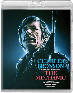 The Mechanic (Blu-ray): Ronin Flix - Reversible Cover
