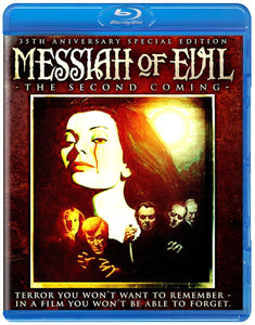 Messiah of Evil (Blu-ray): Ronin Flix