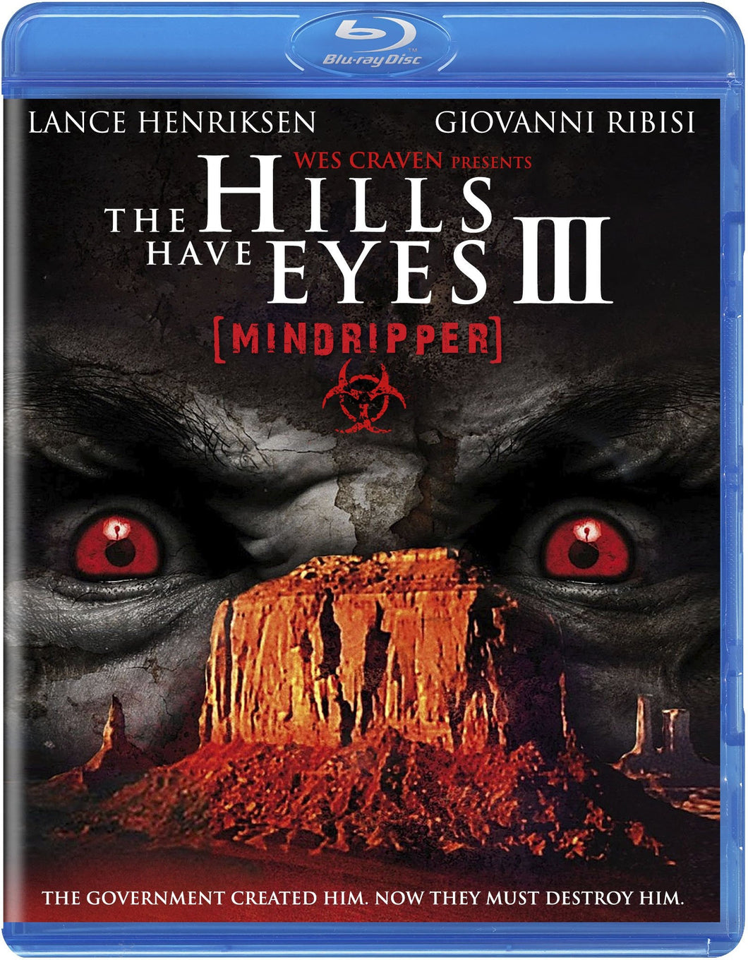 The Hills Have Eyes (Blu-ray): Ronin Flix