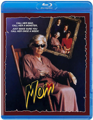 Mom (Blu-ray): Ronin Flix