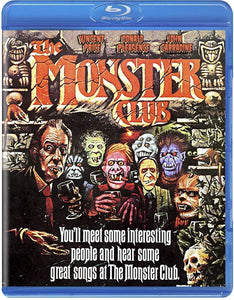 The Monster Club (Blu-ray): Ronin Flix
