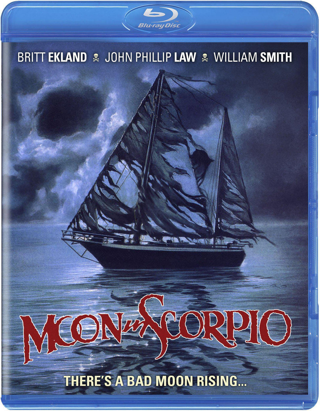Moon in Scorpio (Blu-ray): Ronin Flix