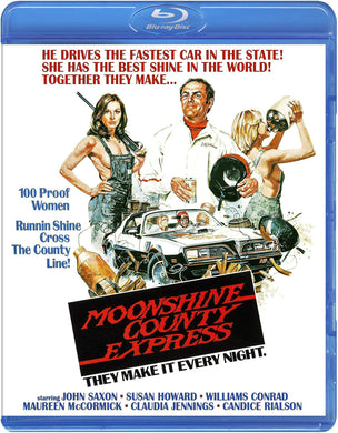 Moonshine County Express (Blu-ray): Ronin Flix