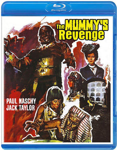 The Mummy's Revenge (Blu-ray): Ronin Flix