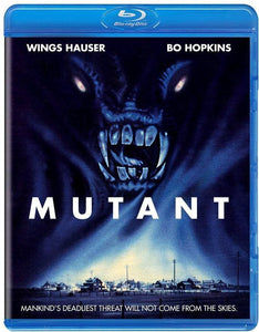 Mutant (Blu-ray): Ronin Flix