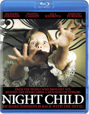 Night Child (Blu-ray): Ronin Flix