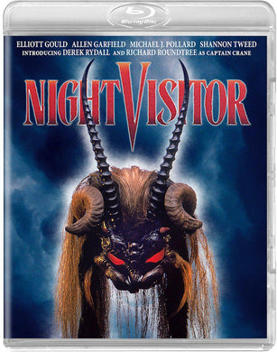 Night Visitor (Blu-Ray): Ronin Flix