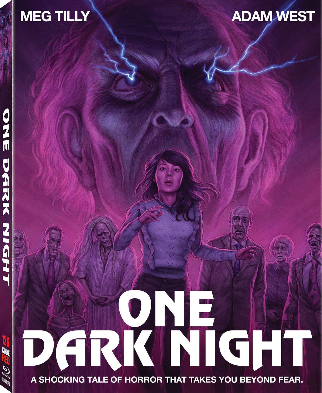 One Dark Night (Blu-ray): Ronin Flix - Slipcover