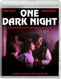 One Dark Night (Blu-ray): Ronin Flix - Reversible Cover