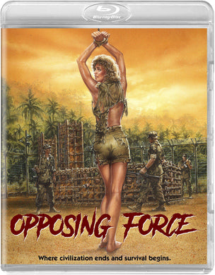 Opposing Force (Blu-ray): Ronin Flix
