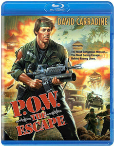 P.O.W. The Escape (Blu-ray): Ronin Flix