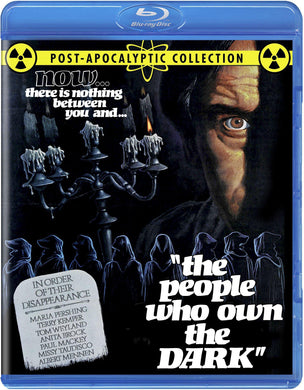 The People who own the Dark (Blu-ray): Ronin Flix