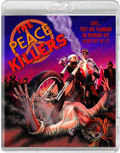 Load image into Gallery viewer, The Peacekillers (Blu-ray): Ronin Flix
