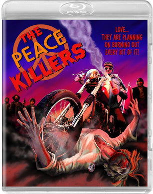 The Peacekillers (Blu-ray): Ronin Flix