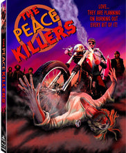 Load image into Gallery viewer, Badass Biker Flix (4 Disc Blu-ray Set): Ronin Flix - The Peacekillers