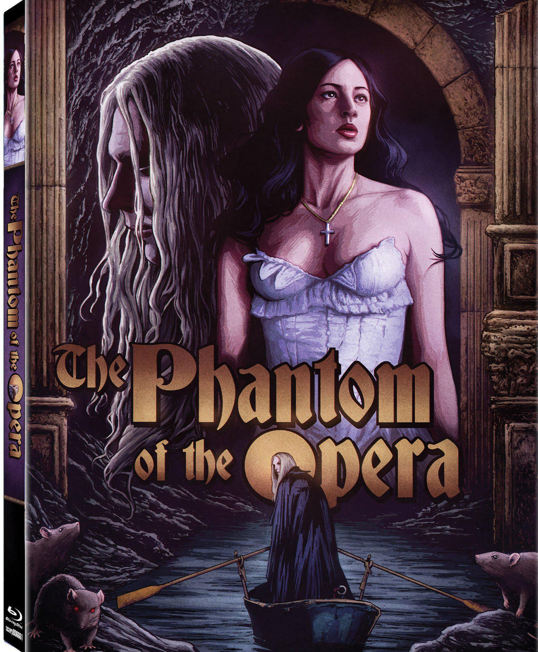 The Phantom of the Opera (Blu-ray): Ronin Flix - Slipcover