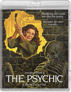 The Psychic (Blu-ray): Ronin Flix