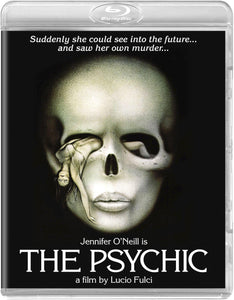 The Psychic (Blu-ray): Ronin Flix - Reversible Cover